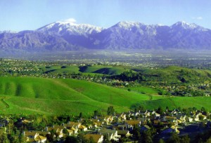 Chino Hills California