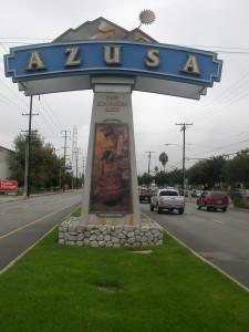 Azusa California
