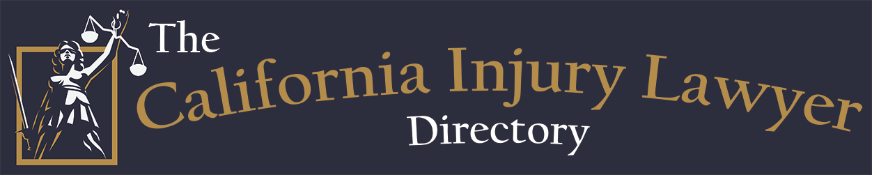 California Injury Lawyer Law Blog