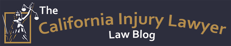 California Injury Lawyer Legal Blog