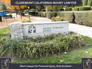 Best Claremont California Injury Lawyer
