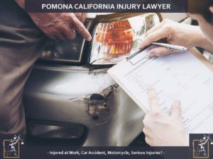 Pomona California Injury Lawyer